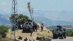 Двама загинали турски военни и трима бойци при операция срещу ПКК