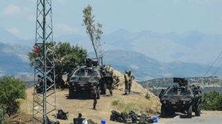 Турция ликвидира 20 бойци на ПКК