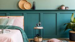 Цветове за спалнята, които успокояват