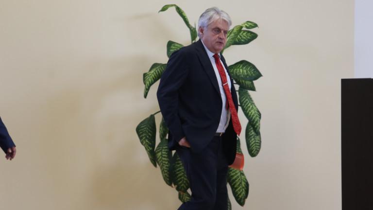 Алибегов водел кампания на ГЕРБ против правителството, убеден Рашков
