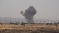 Русия изби 14 цивилни при въздушни удари в Източна Сирия