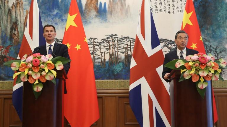 Китай предложи на Лондон преговори за свободна търговия