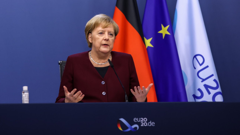 Меркел счита провокациите на Турция за ненужни и недопустими
