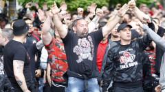 """""""Червените"""" фенове са на ход, пуснаха билетите за ЦСКА - Дунав"""
