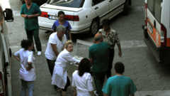 Новородено почина в линейка на път за София