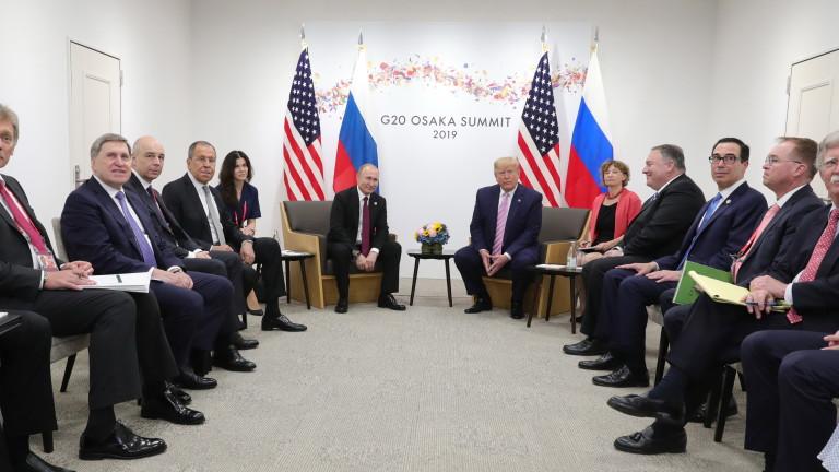 Русия се е възползвала от политиката на санкции на САЩ,