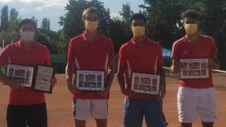 Юношите на България триумфираха в Европейската отборна купа
