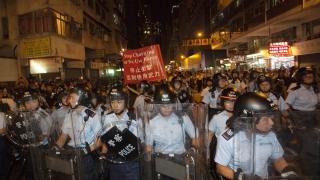 Десетки хиляди лоялисти се обявиха срещу незвависимостта на Хонконг