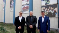 Министър Кралев на представянето на Зимния дворец: Създаването на по-добри условия дава тласък в развитието на зимните спортове