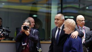 Борисов: Договорът за Брекзит е исторически, но в негативен план