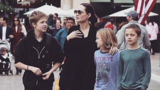 Къде ще се местят Анджелина Джоли и децата