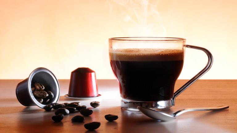 Защо не е добра идея да пием кафето си от капсули