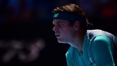 Милош Раонич не остави шанс на Зверев на Australian Open