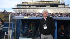 Стойчо Стоев вече е рекордьор по победи над Левски в неговия футболен дом
