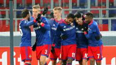 ЦСКА (Москва) е първият осминафиналист в Лига Европа