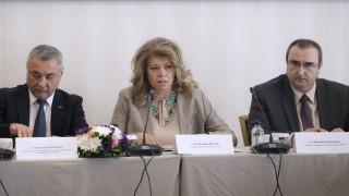 Йотова критикува европредседателството за общностите ни в Западните покрайнини