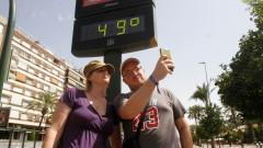 Испания и Португалия чупят рекордите за горещина в Европа