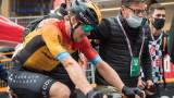 """Словенецът Ян Тратник с етапна победа на """"Джирото"""""""
