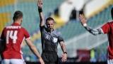 Потвърдено: Никола Попов отново ще свири Левски - ЦСКА