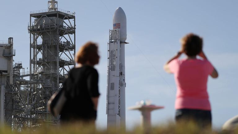 Космическата компания SpaceX, собственост на американския предприемач Илън Мъск, се
