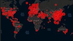 Повече от 182 000 заболели и над 7100 починали от коронавируса в 155 държави