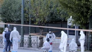 Замериха с граната френското посолство в Атина