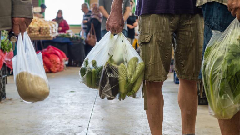 Чили забрани найлоновите торбички