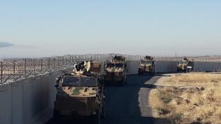 Русия използва военни хеликоптери при патрулирането в Сирия до границата с Турция