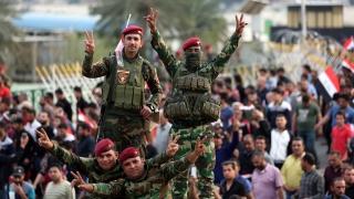 Иракската армия, кюрдите и шиитска милиция готвят прогонването на ДАЕШ от богатия на петрол Киркук