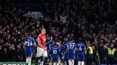 Челси пречупи съпротивата на Ман Юнайтед (ВИДЕО)