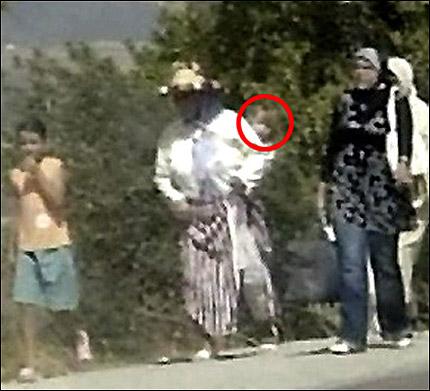 Снимка от Мароко проучват следователите по случая с отвлечената Мадлин