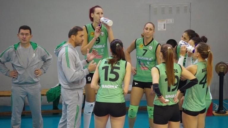 Волейболистките на Берое ще играят на международен турнир в Констанца
