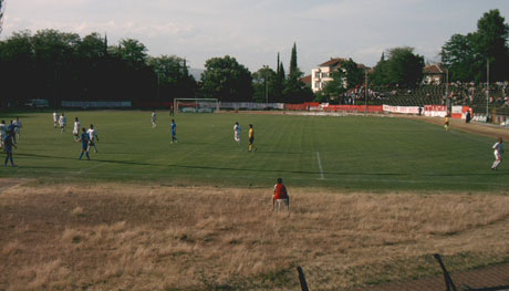 През 1983 г. Беласица подари титлата на ЦСКА