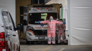 Ново взривно увеличение на заразените с коронавирус в Италия