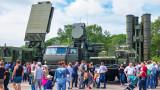Русия и Сърбия провеждат първи ПВО учения със С-400