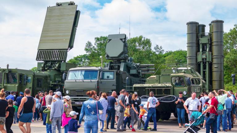 Първите съвместни руско-сръбски учения за противовъздушна отбрана