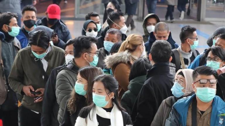 Южнокорейските здравни власти съобщиха в петък, че броят на новорегистрираните
