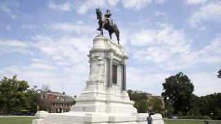 Вирджиния премахва паметника на генерал Робърт Лий от Конфедерацията
