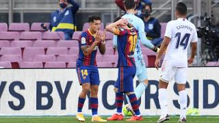 Барселона загуби Коутиньо за три седмици
