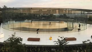 Apple показа новия си дом и най-модерните си джаджи
