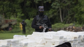 На филипинското крайбрежие откриха кокаин за $2,5 млн.