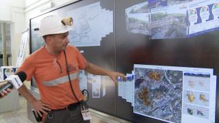 Шест пъти на ден миньорите в Челопеч минават проверка с дрегер