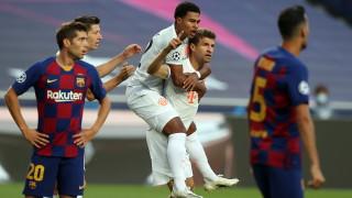 Томас Мюлер: Много се забавлявахме, хващаме топката и вкарваме гол!