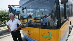 Тролеи с климатици тръгват в София