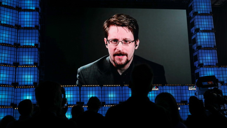 Едуард Сноудън, бивш служител на Агенцията за национална сигурност на