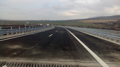 """Отпушиха магистрала Хемус за празниците с края на ремонта на """"Елешница"""""""