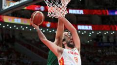 Гасол и Рубио оглавиха идеалната петица на Световното първенство по баскетбол