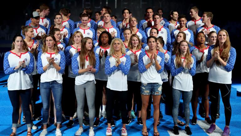 САЩ доминират класирането по медали в Рио