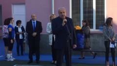 Нова Загора посрещна заместник-министър Стоян Андонов през Европейската седмица на спорта #BeActive