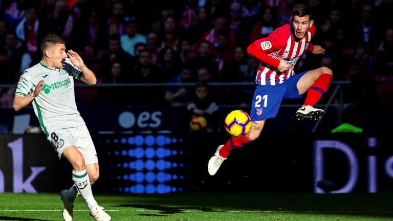 Люка Ернандес претърпя операция, повече няма да играе за Атлетико (Мадрид)